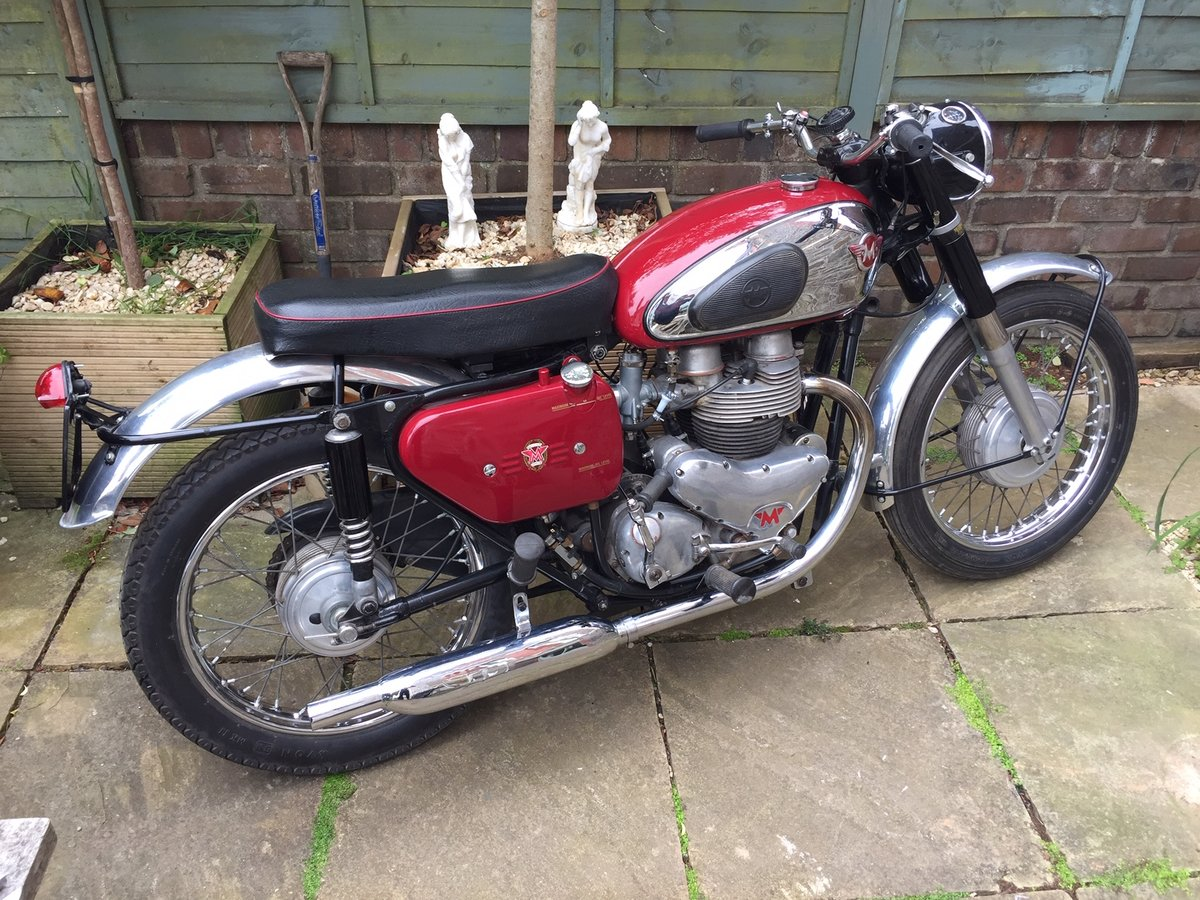 1961 MATCHLESS 650  CSR For Sale (picture 2 of 4)