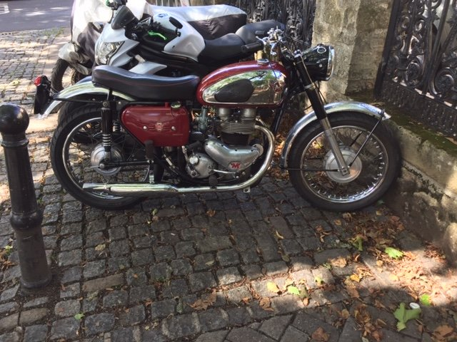 1961 MATCHLESS 650  CSR For Sale (picture 3 of 4)