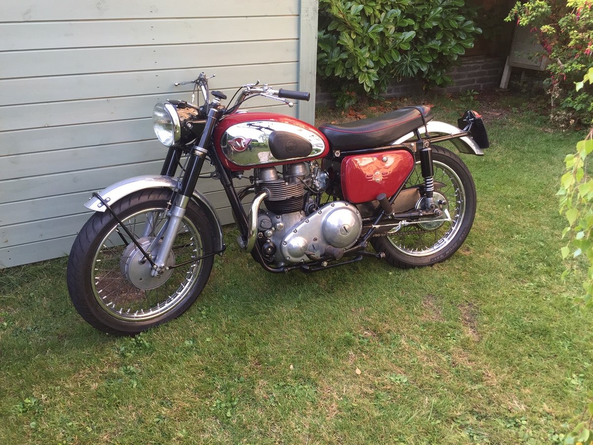 1961 MATCHLESS 650  CSR For Sale (picture 4 of 4)