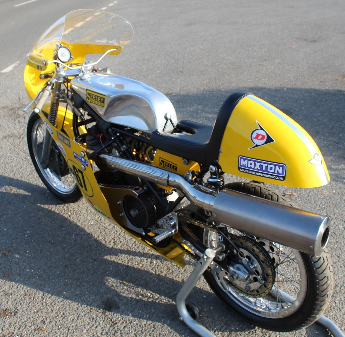 1971 Seeley G50 MK2 Exceptional Condition , See Description For Sale (picture 2 of 6)