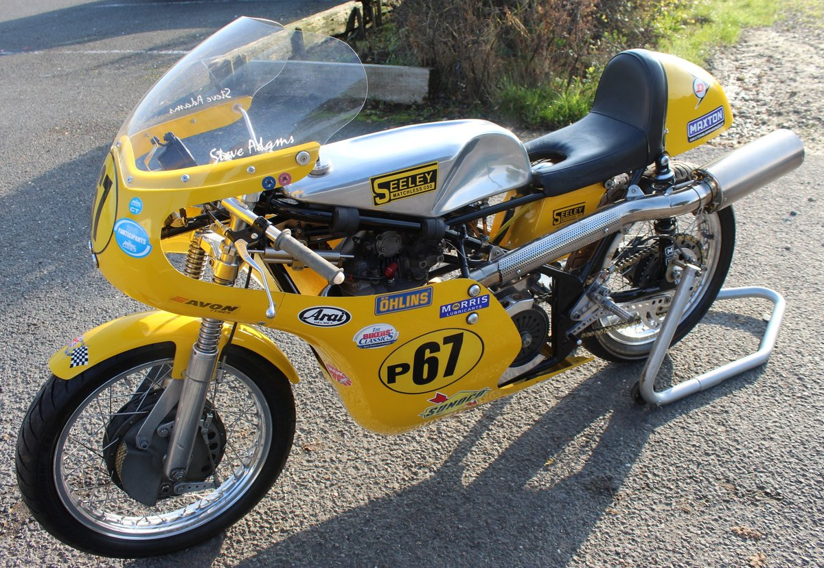 1971 Seeley G50 MK2 Exceptional Condition , See Description For Sale (picture 3 of 6)