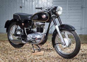 Matchless G5 350cc; very original