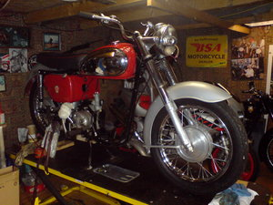Picture of 1959 Matchless 650cc