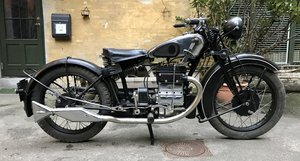 /1930 Matchless Silver arrow