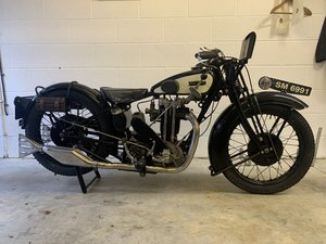 1928 Matchless V/2 Super Sports 495cc