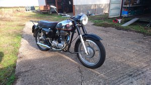 Matchless G80S 500cc