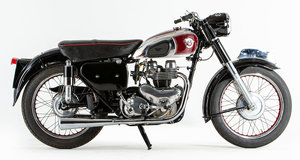 Matchless 498cc G9