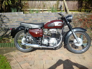 Picture of 1962 Matchless 348cc G3 Mercury For Sale by Auction