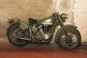 Matchless 348cc G3L Military Motorcycle