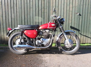 Picture of 1967 Matchless 745cc G15CS For Sale by Auction