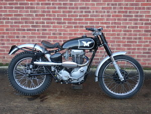 1953 Matchless G3LC
