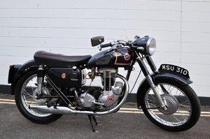1956 Matchless G3LS 350cc