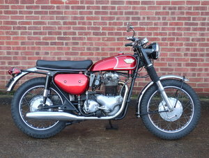 1968 Matchless G15 CS