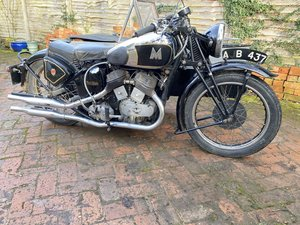 Picture of 1937 Matchless Model X For Sale by Auction