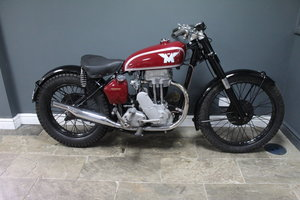 Picture of 1950 Matchless G3L 350 cc  Rigid  Trials Bike  , 1951 model For Sale