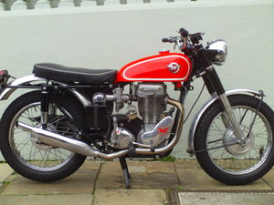 Picture of 1960 MATCHLESS G80 TCS TYPHOON For Sale