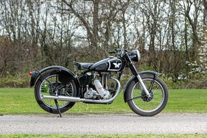 Picture of Matchless 348cc G3L (see text) Lot 53 For Sale by Auction