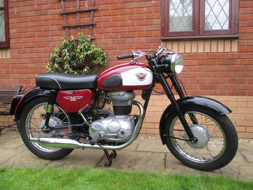 Matchless G2, 1961, 250cc SOLD (picture 1 of 6)
