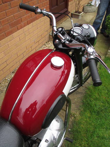 Matchless G2, 1961, 250cc SOLD (picture 2 of 6)