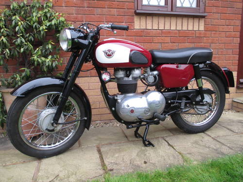 Matchless G2, 1961, 250cc SOLD (picture 3 of 6)