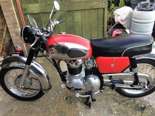 1960 Matchess  G5 350cc motorcycle. For Sale (picture 1 of 6)