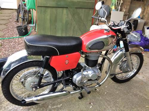 1960 Matchess  G5 350cc motorcycle. For Sale (picture 2 of 6)