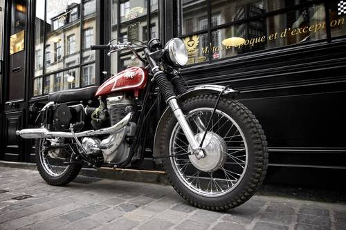 MATCHLESS G80 CS 1966 – 14 800 EUR SOLD (picture 1 of 6)