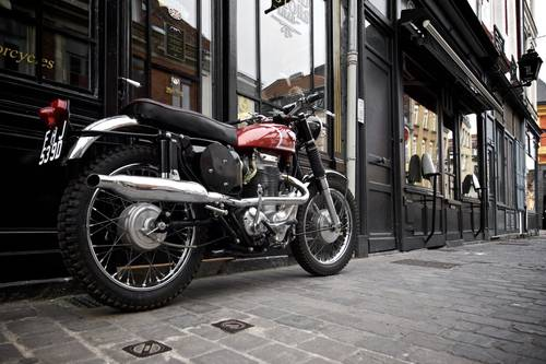 MATCHLESS G80 CS 1966 – 14 800 EUR SOLD (picture 2 of 6)