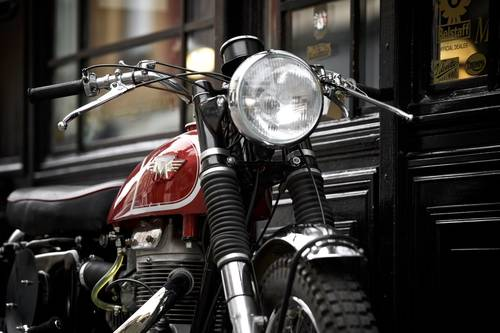 MATCHLESS G80 CS 1966 – 14 800 EUR SOLD (picture 3 of 6)