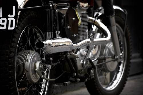 MATCHLESS G80 CS 1966 – 14 800 EUR SOLD (picture 6 of 6)