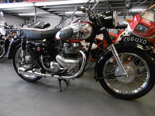 1957 Matchless G11 Superclubman  Restored  SOLD (picture 1 of 6)