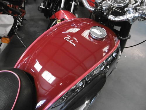 1957 Matchless G11 Superclubman  Restored  SOLD (picture 4 of 6)
