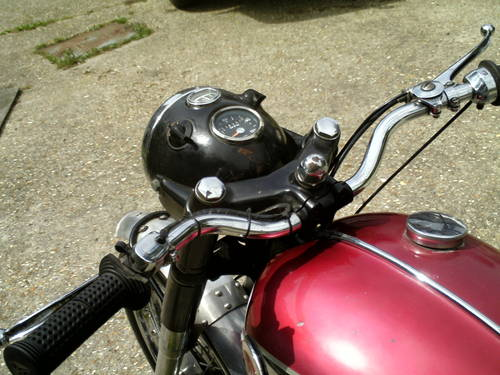 1966 MATCHLESS G2 CSR 250CC SOLD (picture 6 of 6)