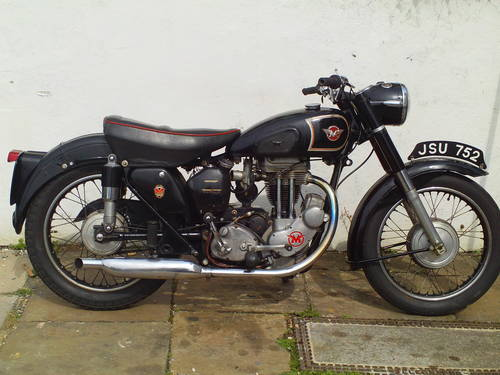 1955 MATCHLESS G3LS SOLD (picture 1 of 6)
