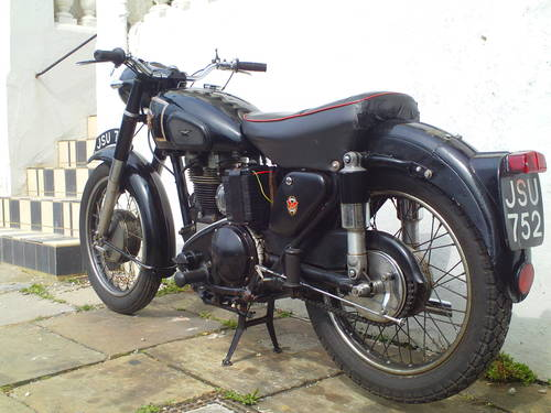 1955 MATCHLESS G3LS SOLD (picture 4 of 6)