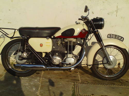 1959 MATCHLESS G3 SOLD (picture 1 of 6)