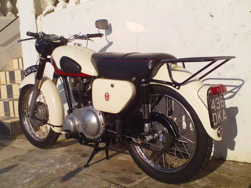 1959 MATCHLESS G3 SOLD (picture 4 of 6)