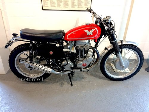 1957 Matchless 80CS Replica SOLD (picture 1 of 6)