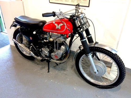 1957 Matchless 80CS Replica SOLD (picture 2 of 6)