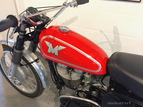1957 Matchless 80CS Replica SOLD (picture 6 of 6)
