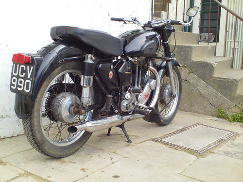 1955 MATCHLESS G80S SOLD (picture 2 of 6)
