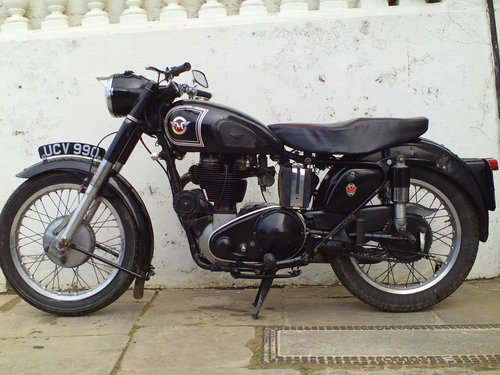 1955 MATCHLESS G80S SOLD (picture 3 of 6)