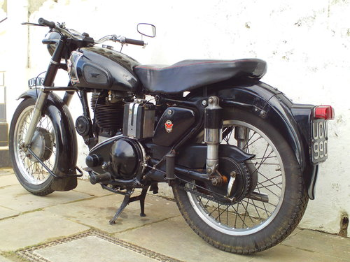 1955 MATCHLESS G80S SOLD (picture 4 of 6)
