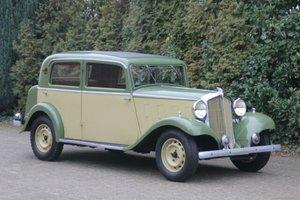 Mathis EMY4S Sedan, 1934, LHD SOLD