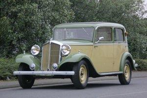 1934 Mathis EMY4S Sedan, LHD SOLD