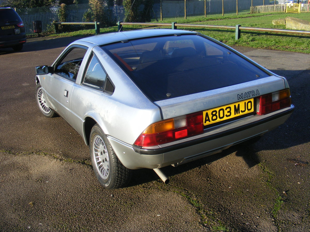 1983 1.6 MATRA Murena  For Sale (picture 5 of 6)