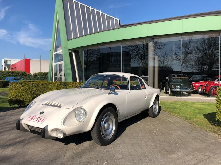 Matra Djet V 1965 - LHD For Sale (picture 1 of 6)