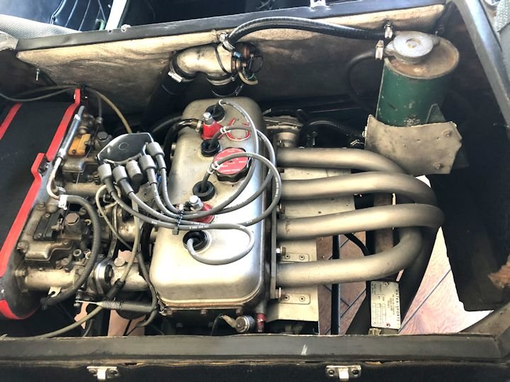 Matra Djet V 1965 - LHD For Sale (picture 4 of 6)