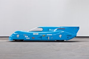 1996 JULIEN AND BOYER MATRA-HONDA LAND SPEED RECORD CAR