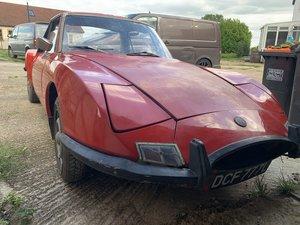 1972 Matra M530LX 1 of 3 RHD restoration project rare !